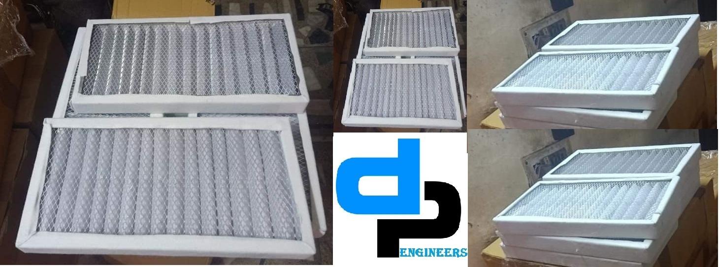 Dc Motor Filter Pad air filter
