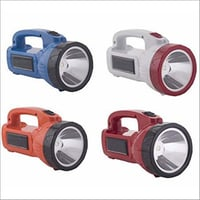 LED Rechargeable Torch With Additional Emergency Light
