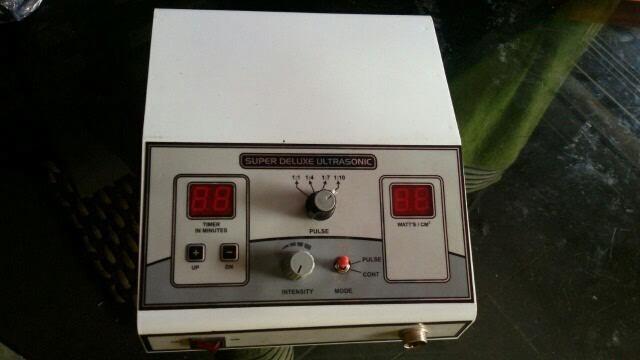 Digital Ultrasonic Therapy Unit