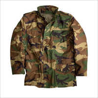 Full Sleeves Military Uniform Jacket