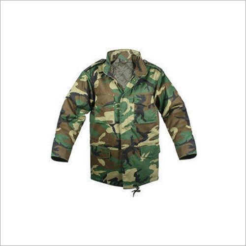 CRPF Military Jacket