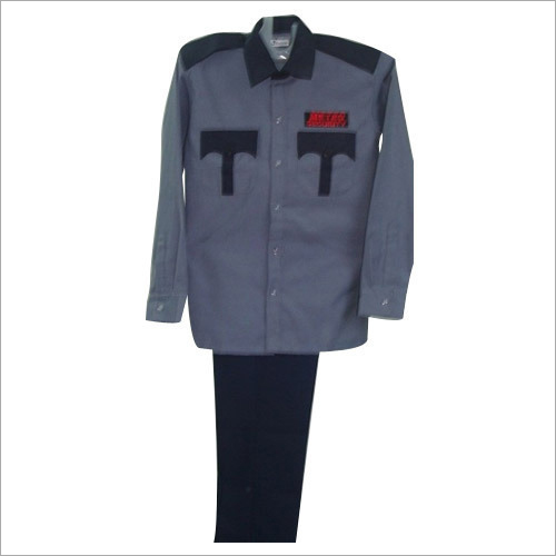 Mens Security Uniform