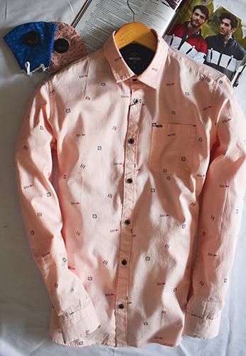 Printed mens Shirt