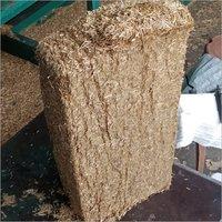 Dry Wheat Straw