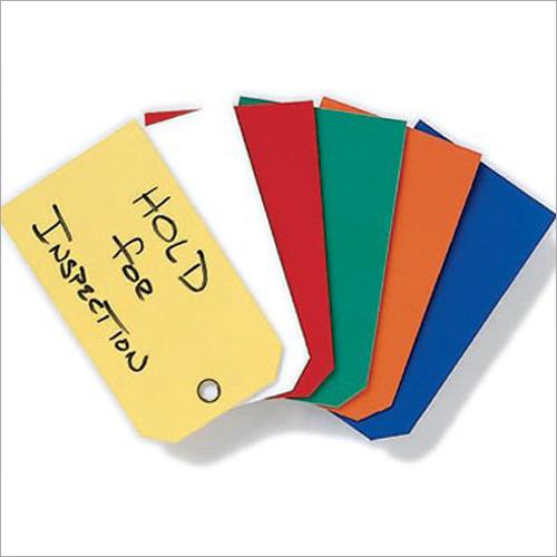 Customized Plastic Tags