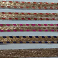 Bhumi Narrow Fab Fancy Lace