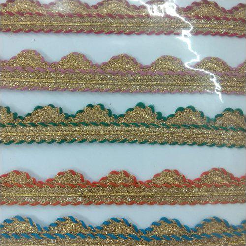 Bhumi Narrow Fab Fancy Border Lace