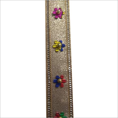 Bhumi Narrow Fab Designer Lace