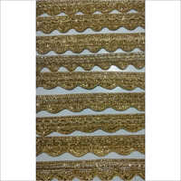 Bhumi Narrow Fab Designer Border Lace