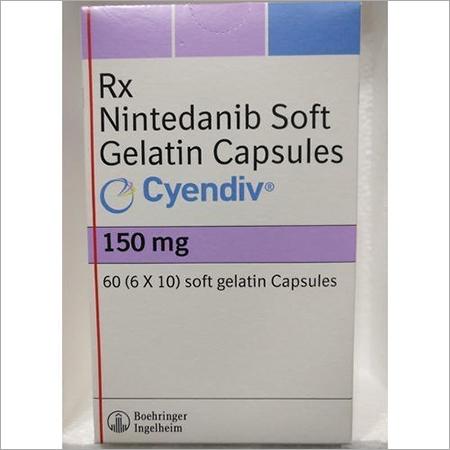 Cyendiv 150mg - Nintedanib capsules