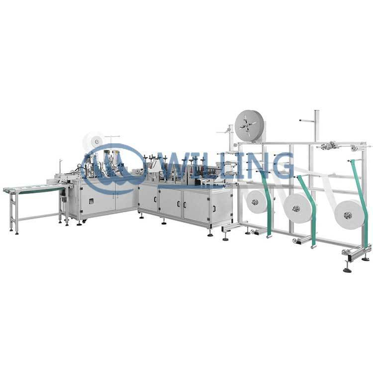 facial mask making machine