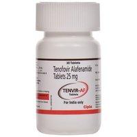 Tenvir AF - Tenofovir Alafenamide Tablets