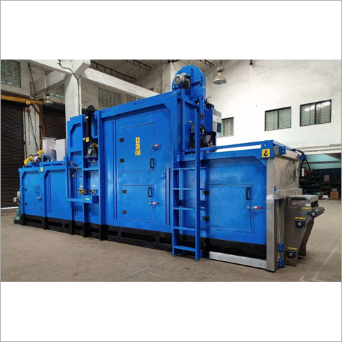 Gas Fired Continuous Conveyor Oven