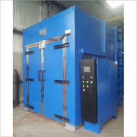 Epoxy Curing Oven