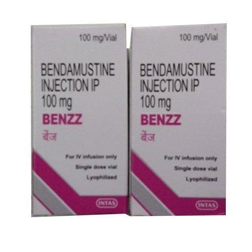 Benzz 100mg Bendamustine Injection