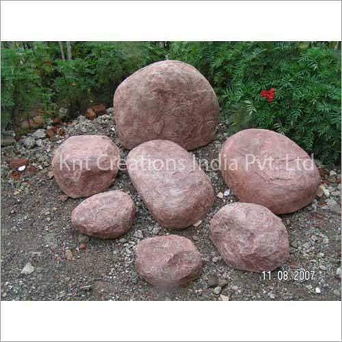 Set Of Rocks Sandstone