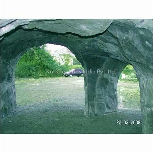 Fiberglass Tunnels And Cave