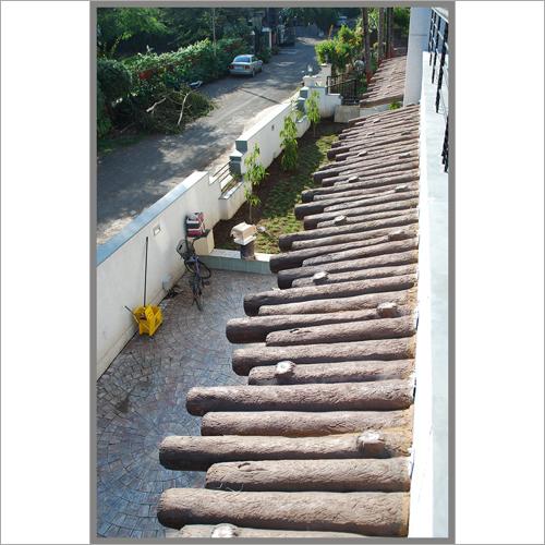 Wooden Effect Chhajja