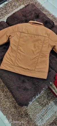 Girls button jacket