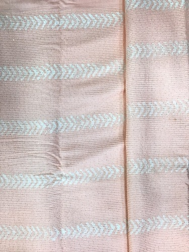 Chanderi Batik Fabric