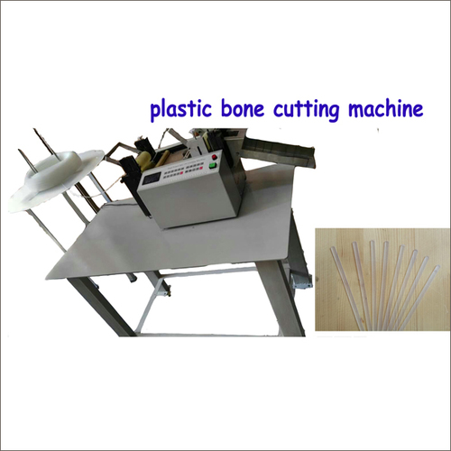 Plastic Bone Cutting  Machine