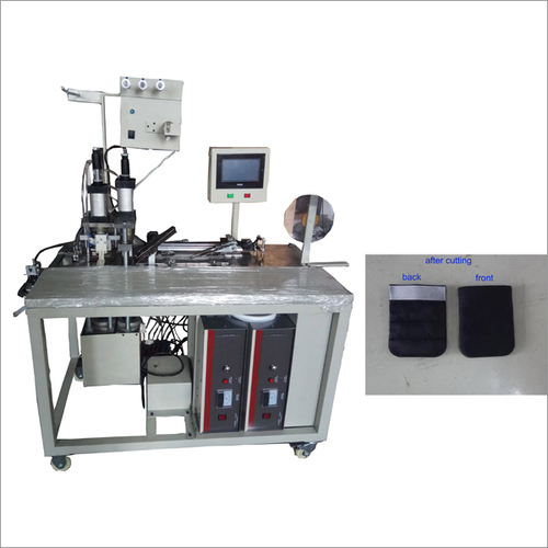 Ultrasonic Cutting Machine For Reversed Eye Tape