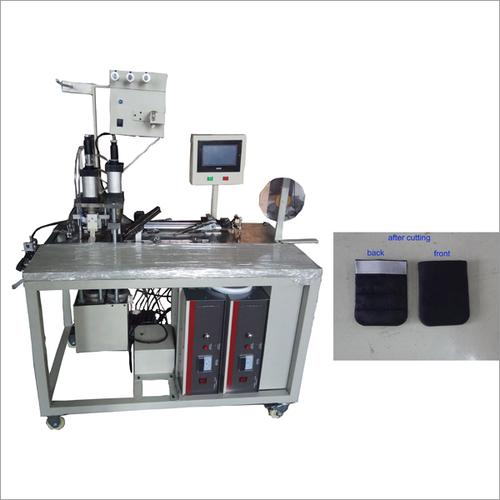 Ultrasonic Cutting Machine For Reversed Eye Tape