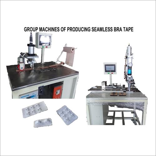 Seamless Bra Tape Making Machines