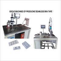 Seamless Bra Tape Making Machines