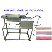 Bra Strap Cutting  Machine