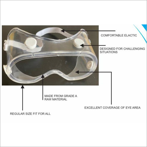 Safety Eyewear Goggles