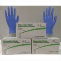 Hand Gloves (Nitrile gloves)