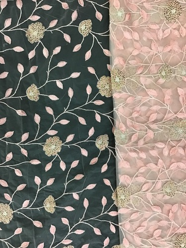 Nett Embroidery Fabric
