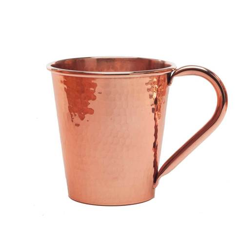 Copper Mule Mug with Copper Handle