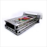 Flatbed Illusion Printing Machine (5 ft. x 10 ft.)