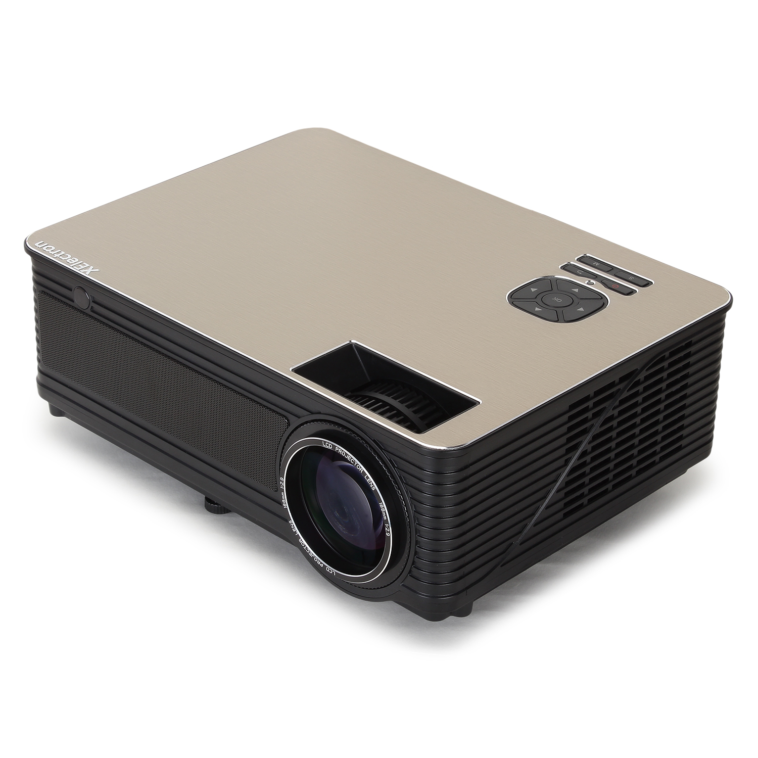 Beam-M5 HD LED Home Cinema Projector With 150 Inch Screen Projection