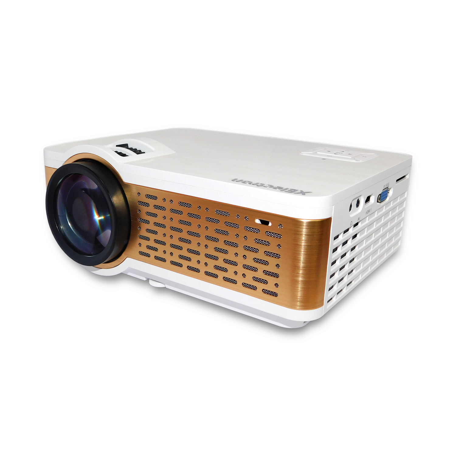 XElectron M2 Android LED Video Projector With Miracast