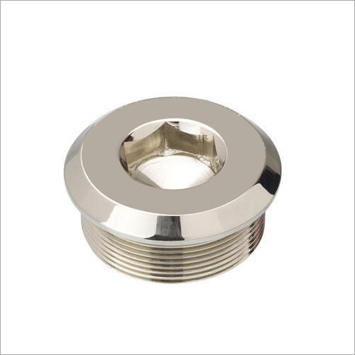 Stainless Steel Stopping Plug