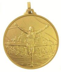 Brass Winning Runner Meda