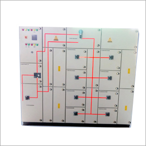 AMF With Distribution Panel