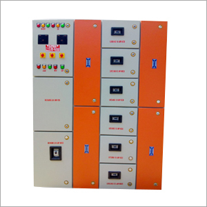 AMF With Distribution Panel