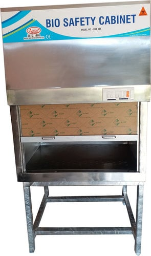 Bio Safety Cabinet Dimension(L*W*H): 4X2X2 Foot (Ft)