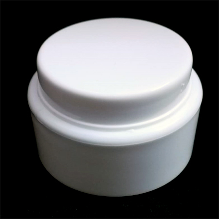 25 gm Cream Double Jacket Jar
