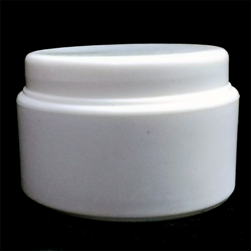 50 gm Cream Double Jacket Jar