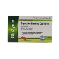 Glozyme - Digestive Enzyme Capsules