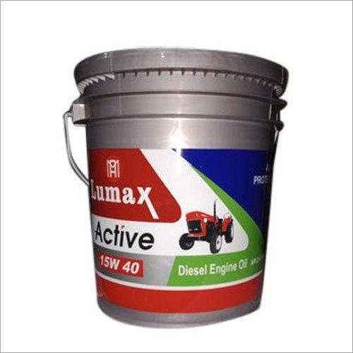 15W 40 Lumax Active Diesel Engine Oil