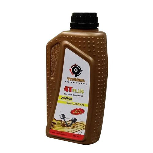 20W40 Titanol Engine Oil