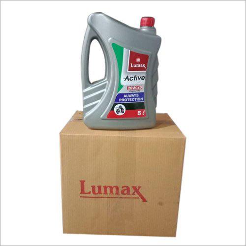 Lumax Active 20W 40 Engine Oil