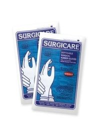 Surgicare size 6 Sterile gloves