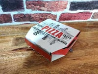 Corrugated pizza box